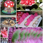 Fairy Themed Birthday Party