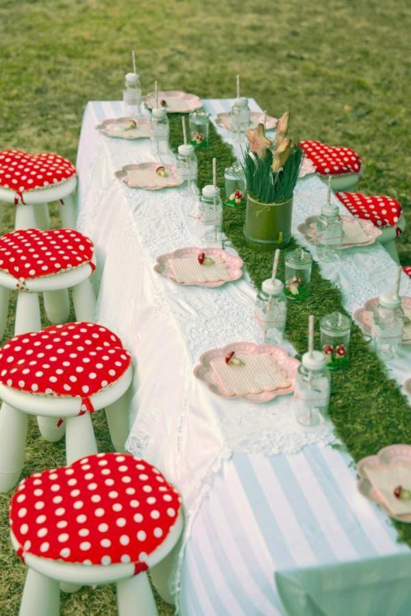 Fairy Themed Birthday Party Ideas