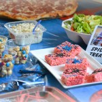 Food Ideas for Spiderman Birthday Party