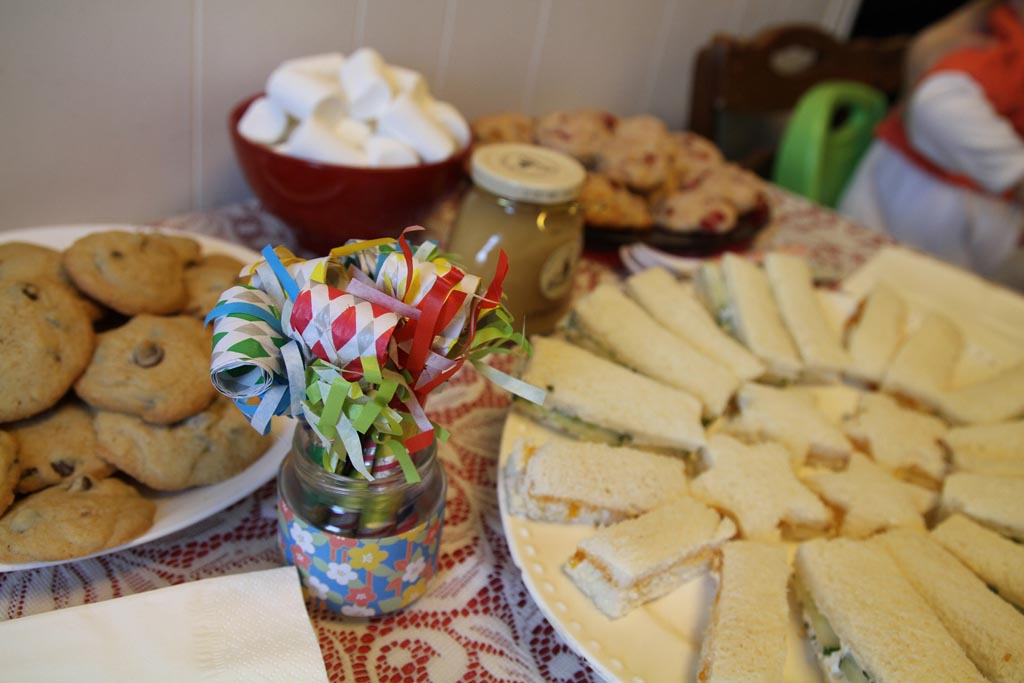 Food Ideas for Toddlers Birthday Party