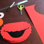 Free Elmo Birthday Party Invitations