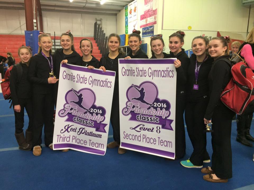 Granite State Gymnastics Birthday Parties