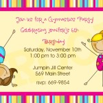 Gymnastic Places for Birthday Parties