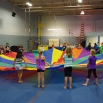 Gymnastics Birthday Party Places