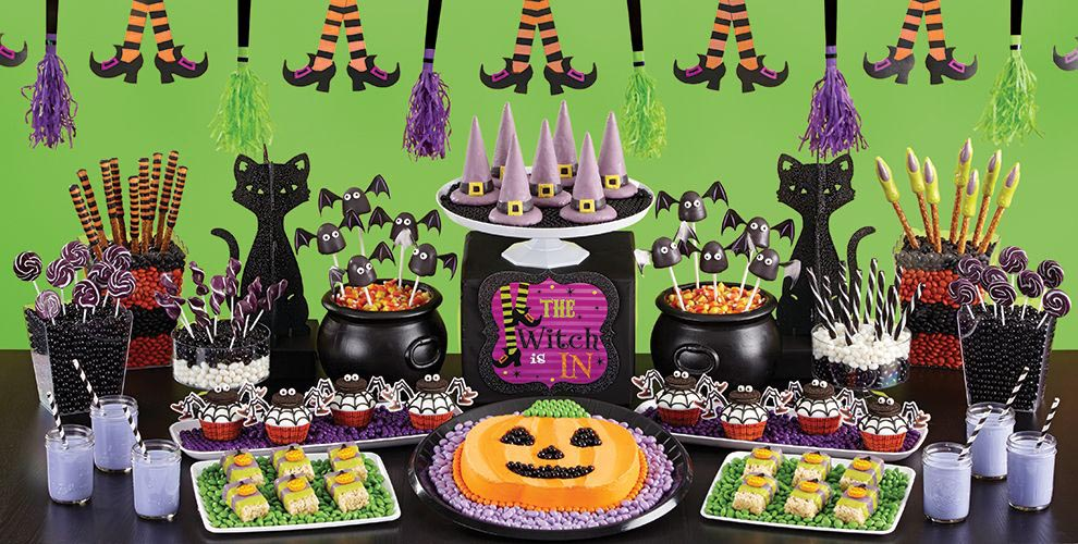Halloween Birthday Party Ideas Toddler Home Party Ideas - Halloween Decoration Ideas For Birthday Party