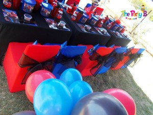 Hire Spiderman for Birthday Party