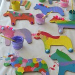 Horse Craft Ideas for Birthday Party