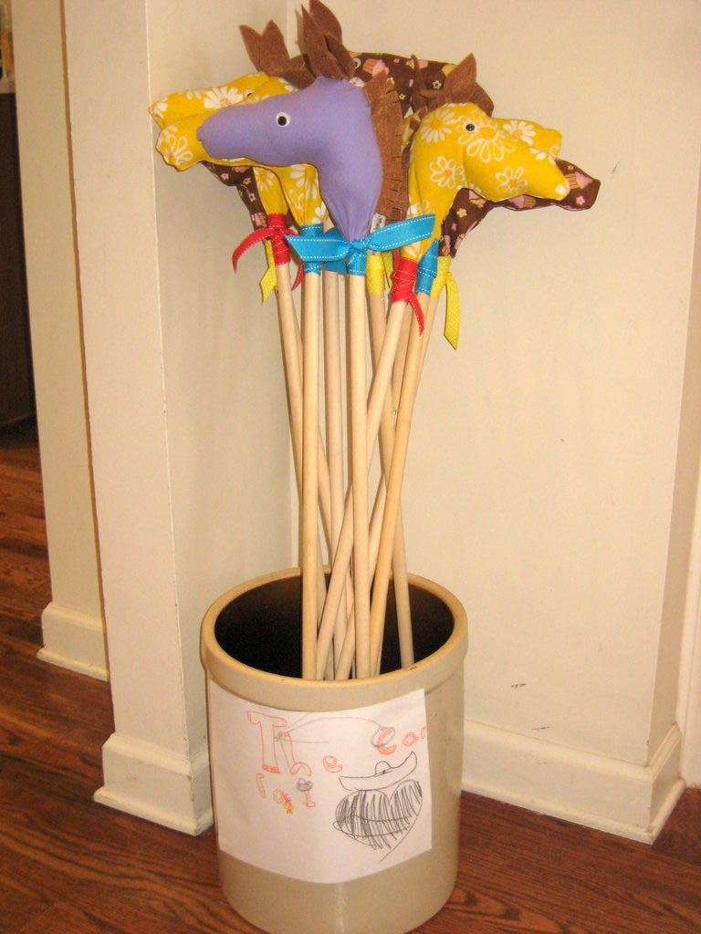 Horse Crafts For Birthday Party Home Party Ideas