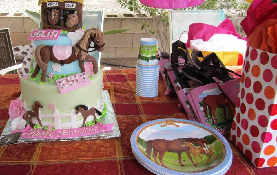 Horse Farm Birthday Parties