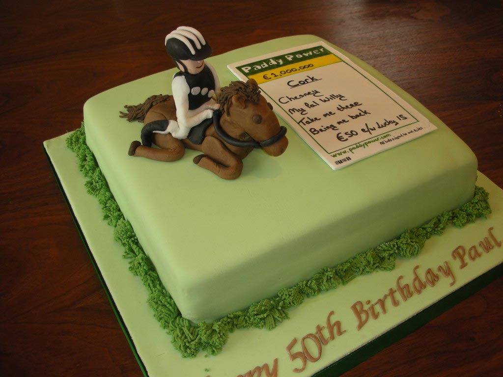 Horse Racing Birthday Party