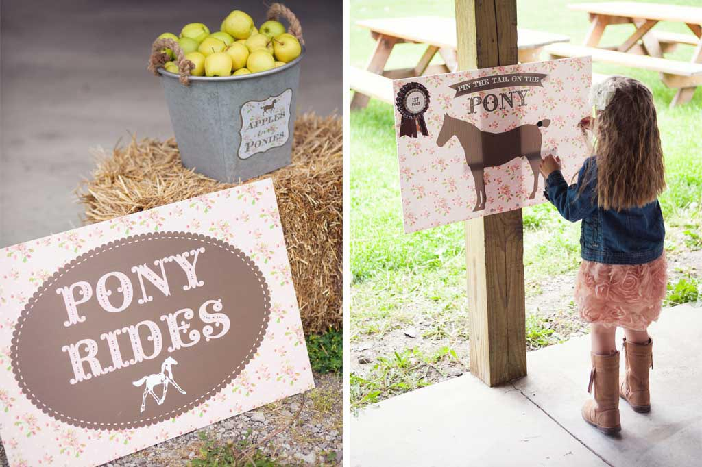 Horse Riding Birthday Party Ideas