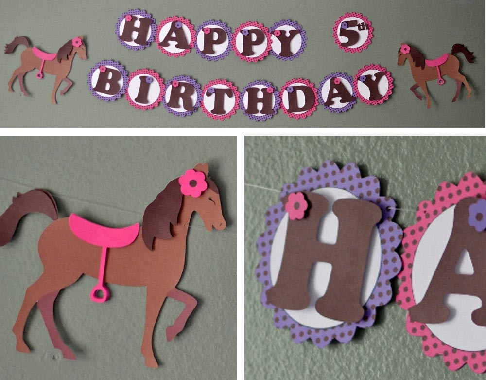 Free Printable Horse Birthday Party Invitations | Home Party Ideas