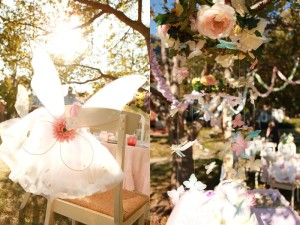 Ideas for Fairy Birthday Party