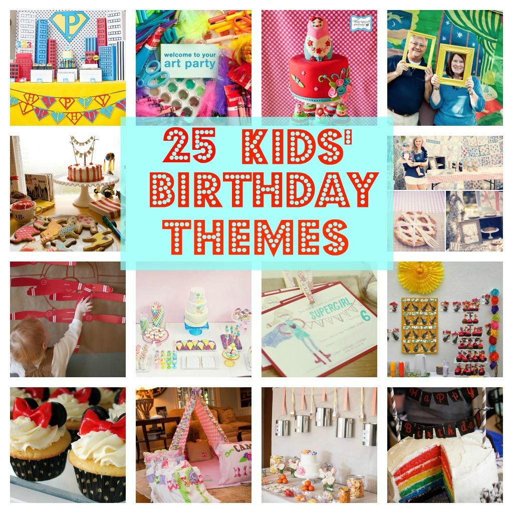 From What Idea To Choose For A Toddler Birthday Party Source Image Allhomeparty