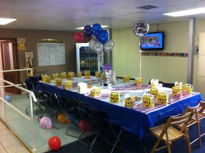 Indoor Sports Birthday Parties