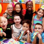Jump Gymnastics Birthday Parties