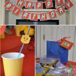 Lego Birthday Party Activities