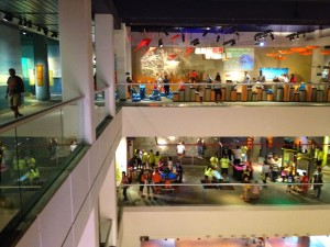 Liberty Science Center Birthday Party Reviews