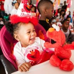 Live Elmo for Birthday Party