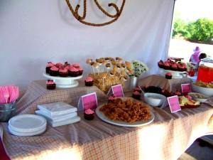Pink Horse Birthday Party