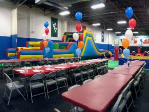 Places for Toddler Birthday Parties
