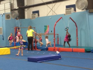 Port City Gymnastics Birthday Parties