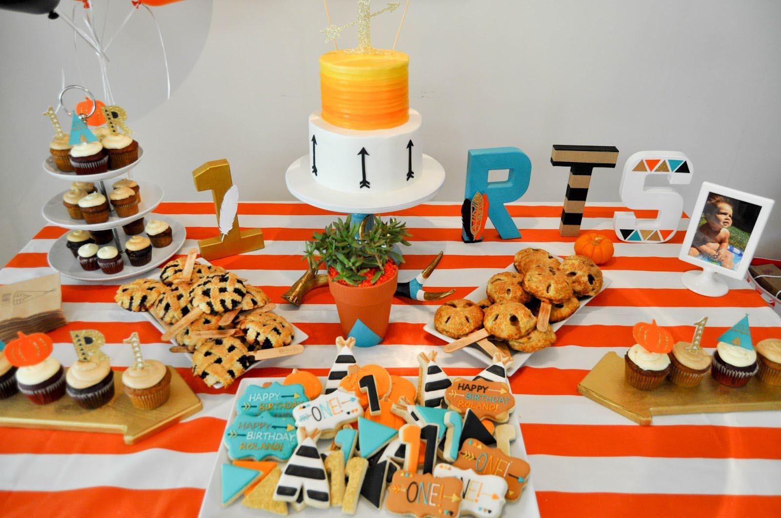 Pow Science Birthday Party