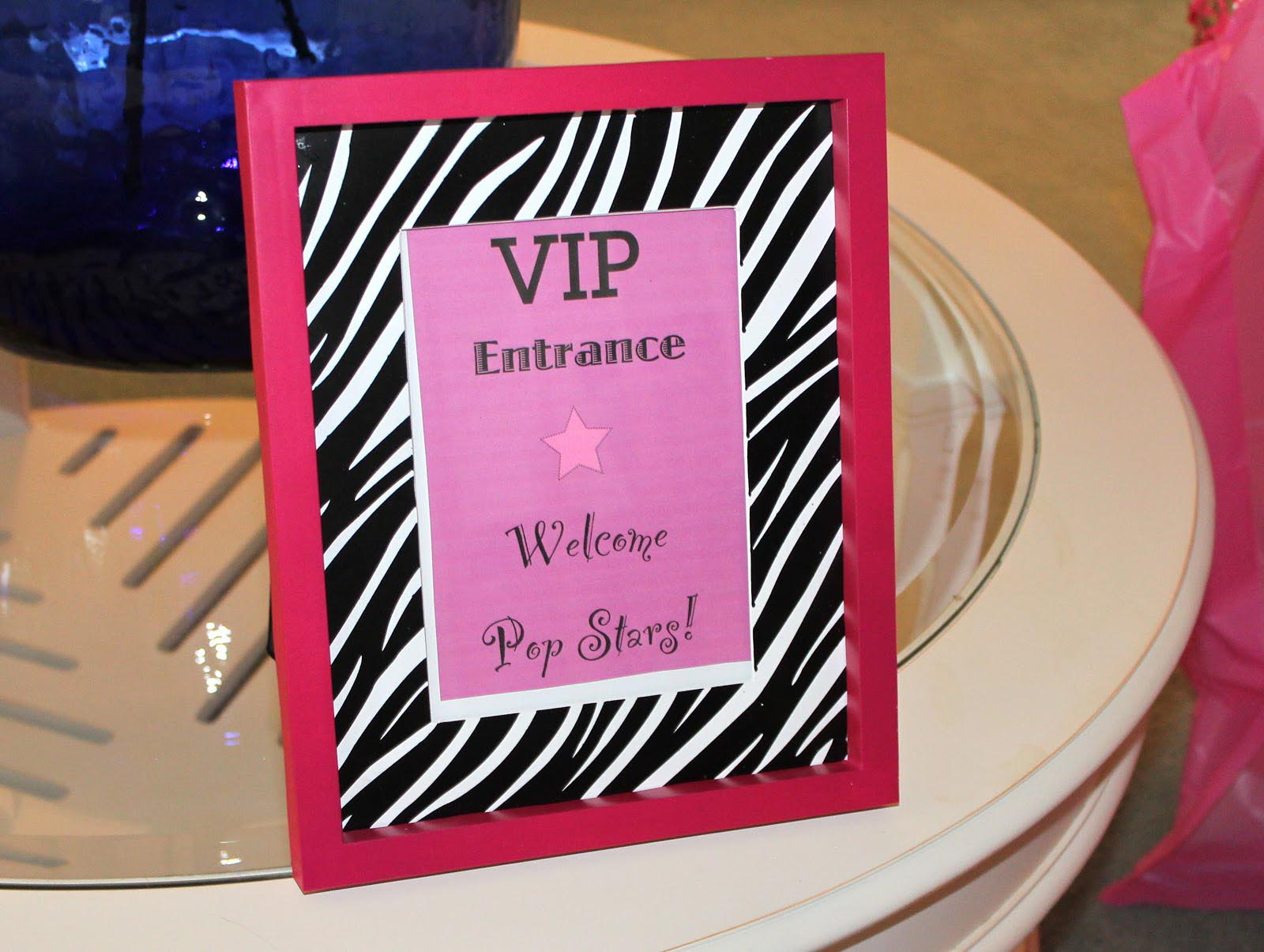 Professional Birthday Party Planner