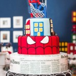Spiderman 4th Birthday Party Ideas