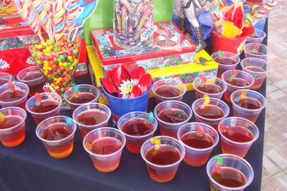 Spiderman Birthday Party Activities