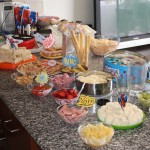 Spiderman Birthday Party Food Ideas