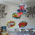 Spiderman Birthday Party Ideas Blog