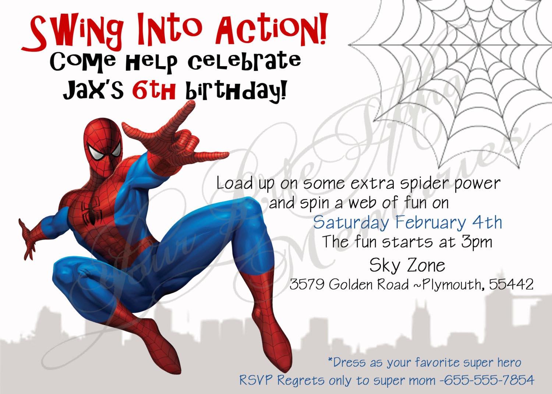 Spiderman birthday party invitations printable home party ideas spiderman birthday party invitations printable filmwisefo