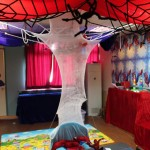 Spiderman for Birthday Party
