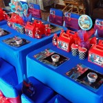 Spiderman Hire Birthday Party