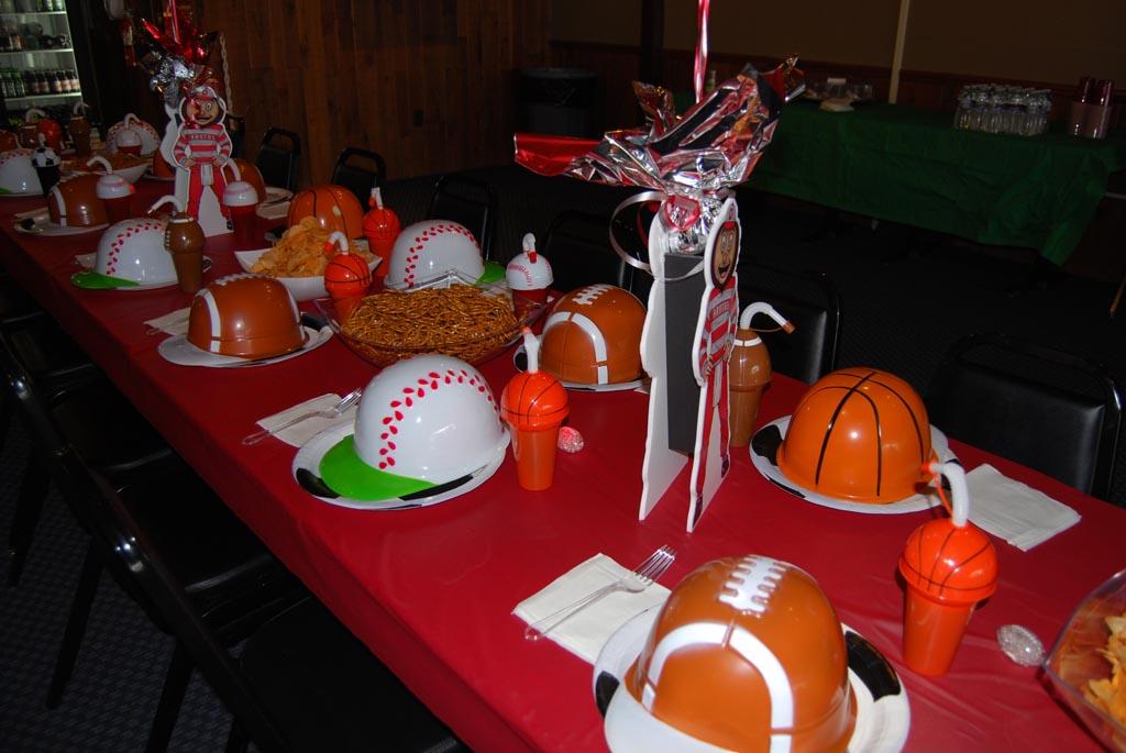 Sport Birthday Party Ideas