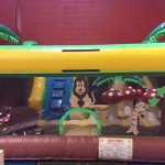 Sport Bounce Birthday Party