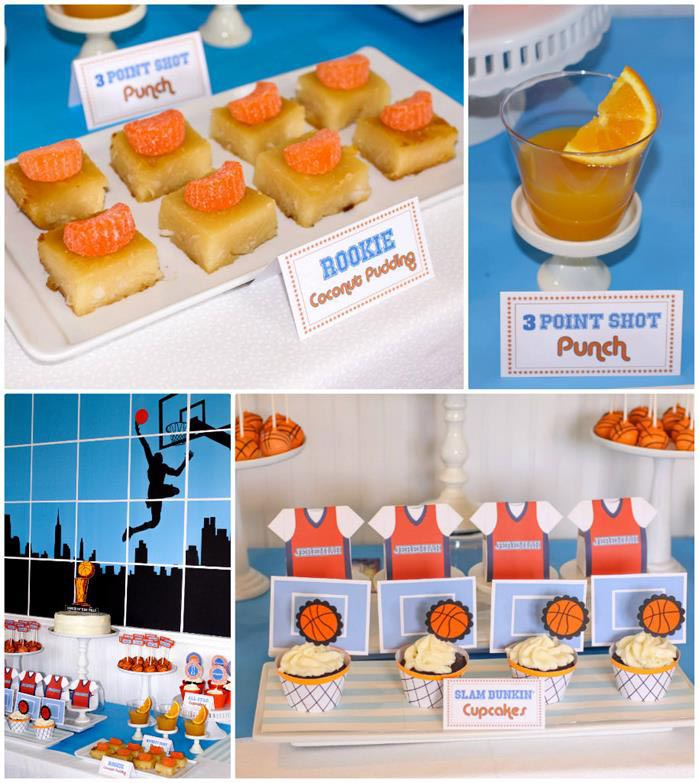 Sports Themed 1st Birthday Party