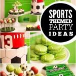 Sports Themed Birthday Party Activities