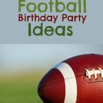 Sports Themed Birthday Party Food Ideas