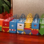 Superhero Birthday Party Favor Ideas