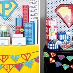 Superhero Themed Birthday Party Ideas