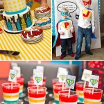 Superheroes for Birthday Parties