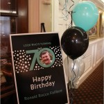 Surprise 70th Birthday Party Ideas