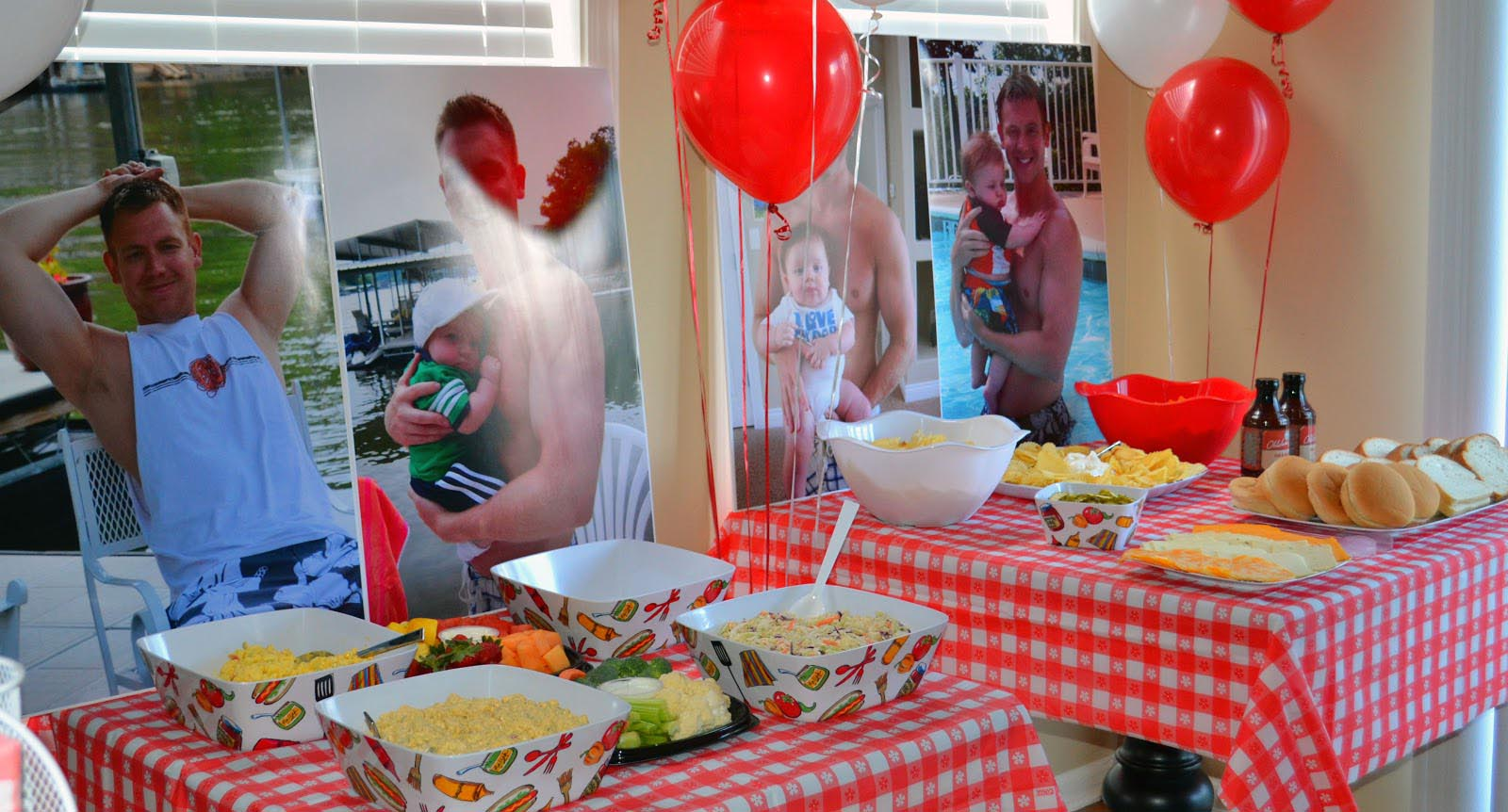 Surprise Birthday Party Ideas for Him