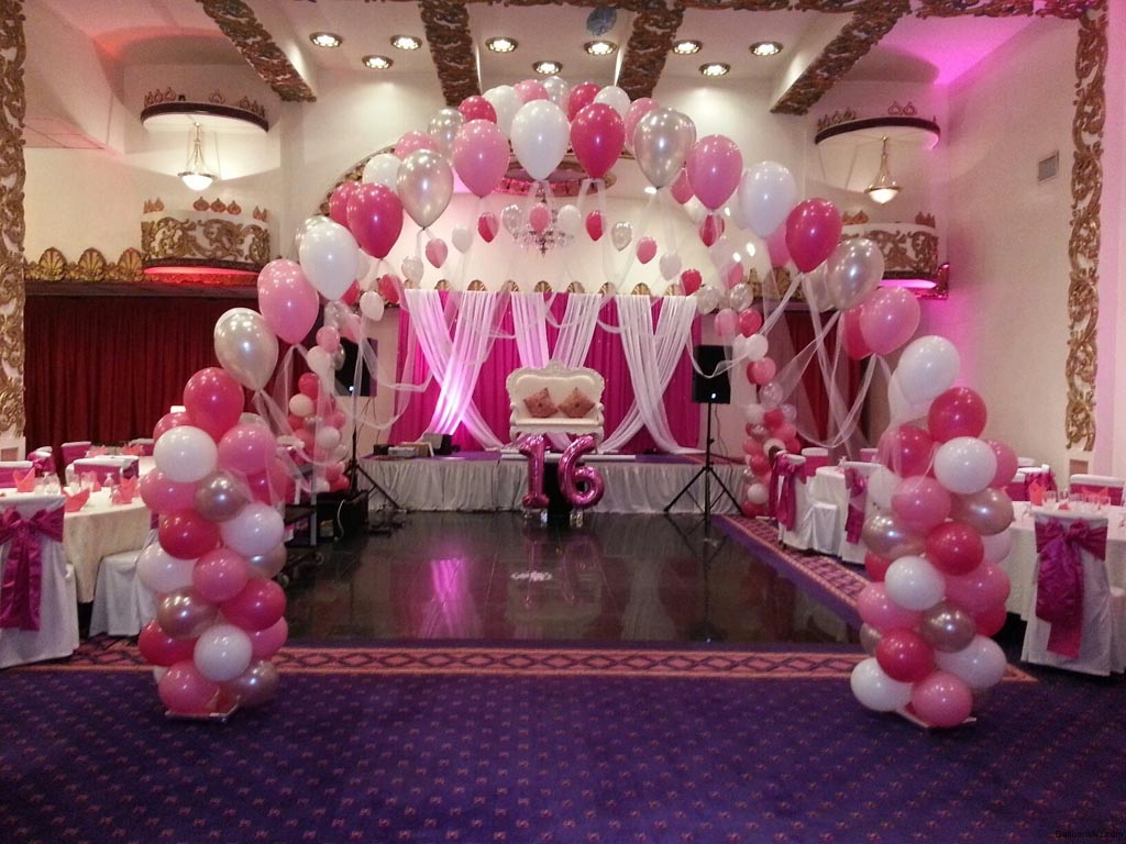 Sweet 16 birthday party activities home party ideas for Home sweet home party decorations