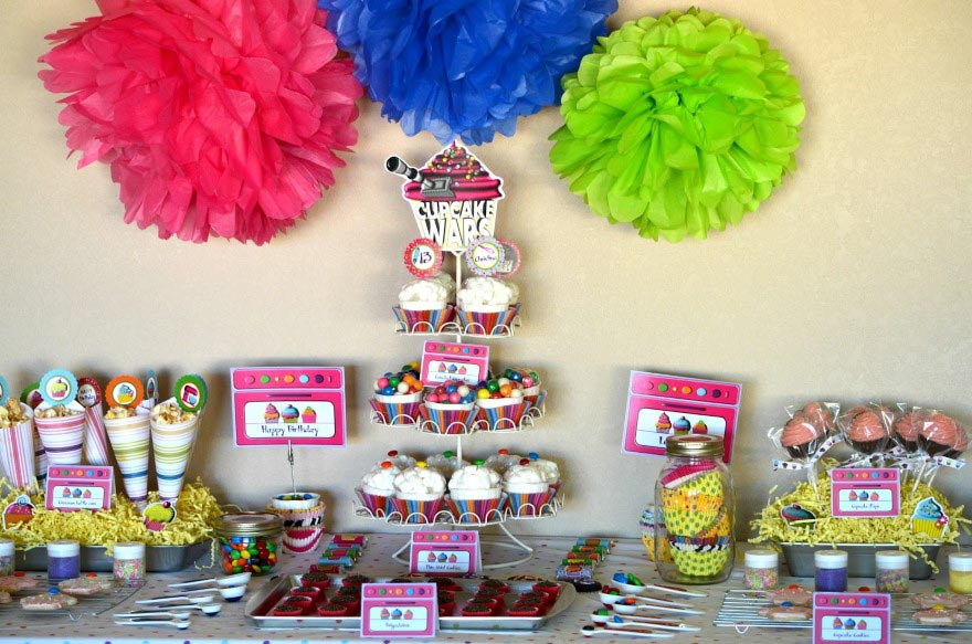 Teens Birthday Party Ideas