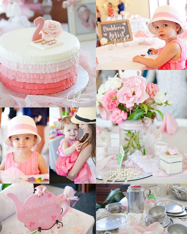 Toddler 2nd birthday party ideas home party ideas for Baby girl birthday party decoration ideas