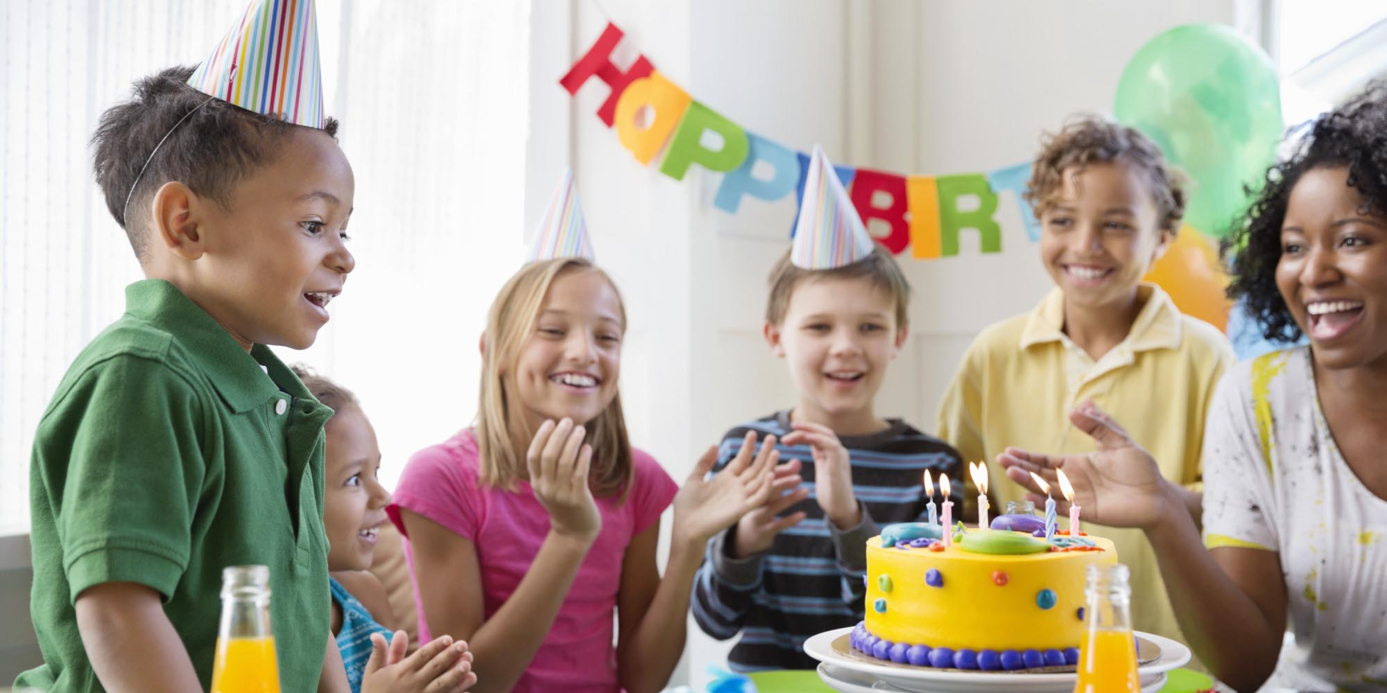 Toddler Birthday Party Entertainment