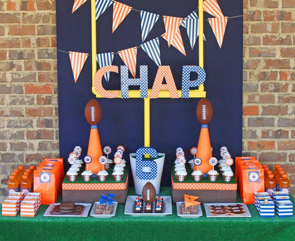 Toddler Boy Birthday Party Ideas
